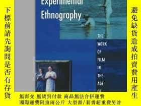 二手書博民逛書店Experimental罕見Ethnography-實驗民族誌Y436638 Catherine Russel