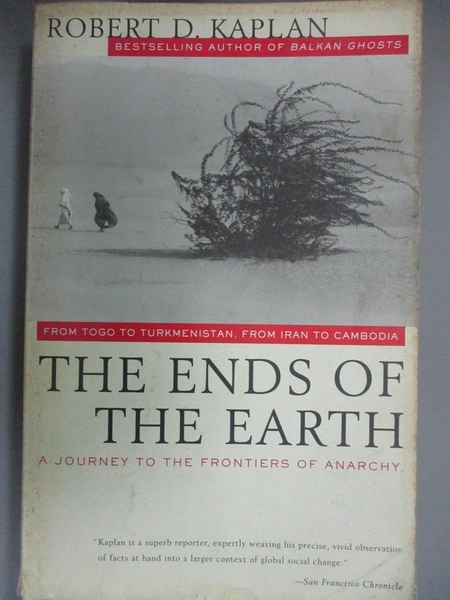 【書寶二手書T1/原文小說_NSN】The Ends of the Earth: From Togo to Turkmenistan…