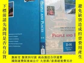 二手書博民逛書店PEOPLE罕見AND PLACES D-HY194791 WO