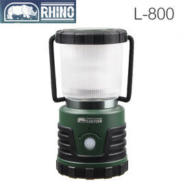 丹大戶外【RHINO】犀牛530流明四段LED大營燈/帳篷吊燈/立燈/照明燈/手電筒 L-800