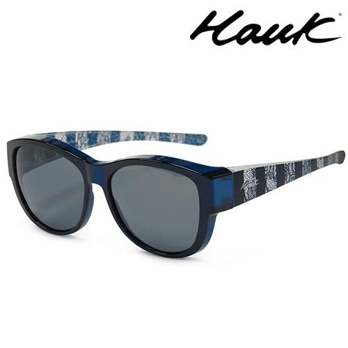 HAWK偏光太陽套鏡(眼鏡族專用)HK1021-24