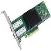 Intel X710-DA2 10GbE光纖雙埠裸裝伺服器網卡(模組需選購)