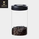 Timemore泰摩真空保鮮玻璃密封罐-1200ml(黑蓋) 泰摩 TIMOEMORE 真空保鮮 密封罐 玻璃