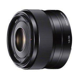 SONY SEL35F18 - E 35mm F1.8 OSS (E接環專屬鏡頭) #定焦人像鏡/光學防手震/NEX系列專用