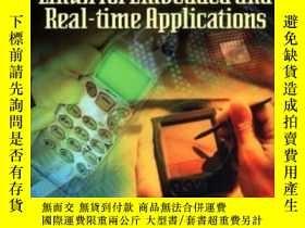 二手書博民逛書店Linux罕見For Embedded And Real-time Applications (embedded
