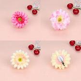 女童公主髮飾配飾髮箍髮帶小花童伴娘頭飾韓國兒童節表演玫瑰花環─預購CH5707