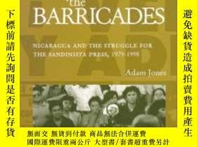 二手書博民逛書店Beyond罕見The Barricades: Nicaragua And The Struggle For Th