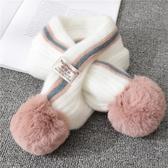 寶寶圍巾冬季