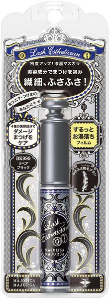 MJ戀愛魔鏡 超高調寵愛睫毛膏BK999【康是美】