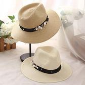 草帽-防曬街頭時尚個性有型女爵士帽4色73rp132【時尚巴黎】
