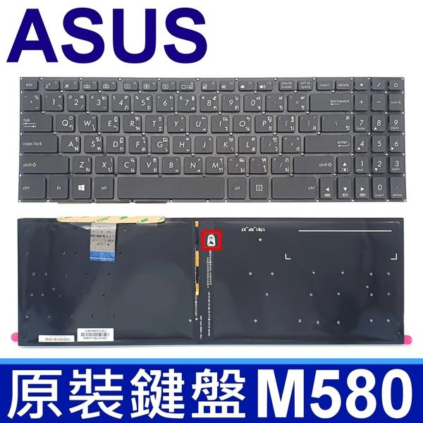 ASUS 華碩 M580 泰文 背光 筆電 鍵盤 N580 N580G N580V N580VD NX580