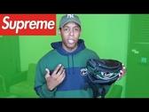 KUMO SHOES-現貨 SUPREME SS19 Supreme X Nike Shoulder Bag 防水 單肩包 GCTC 3色