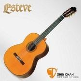 Esteve Mod. 8 全單板西班牙手工古典吉他 西班牙製 附硬盒 【 杉木 / 印度玫瑰木 / M8 】