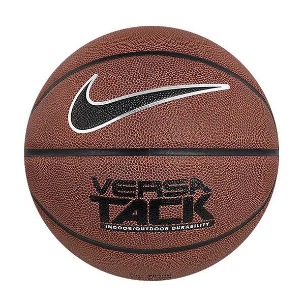 Nike Versa Tack 8P [NKI0185507] 籃球 7號 深溝 抓地力 室內外 合成皮 棕