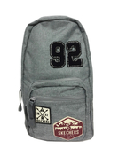 Skechers Crossbody Bag [S62138] 後背包 肩背 側背包 運動 休閒 上課 旅行 麻灰