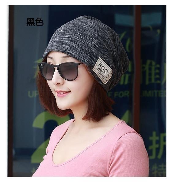 【南紡購物中心】春秋四季帽子韓版男女通用頭巾帽包頭帽月子帽光頭帽化療帽