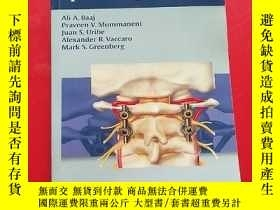二手書博民逛書店Handbook罕見of Spine SurgeryY20361