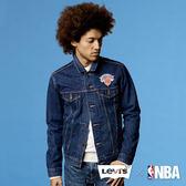 LEVI'S X NBA 經典丹寧夾克 / 紐約尼克 - Levis