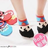兒童英雄聯盟系列超人短襪 船襪 5雙/組