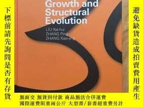 二手書博民逛書店Economic罕見growth and structural