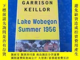 二手書博民逛書店garrison罕見keillor lake wobegon summer 1956Y23809