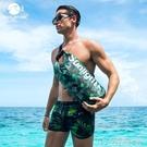 幹濕分離沙灘包防水收納包潛水背包大容量海邊游泳裝備肩包漂流包 ATF安妮塔小舖