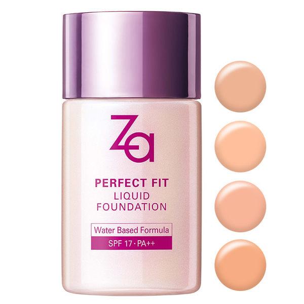 日本 SHISEIDO 資生堂 ZA 裸粧心機輕潤粉底液 SPF17/PA++ 30mL◆86小舖 ◆