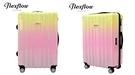 Flexflow 里昂系列 法國精品智能秤重 巴黎色票  29吋 防爆拉鍊 旅行箱 行李箱