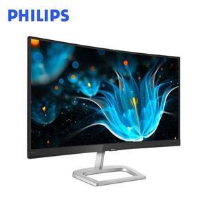 全新 PHILIPS 248E9QHSB 24型(寬) 曲面液晶顯示器