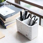 繽紛SPRING筆筒ins筆筒筆筒創意時尚韓國小清新筆筒北歐   LannaS