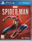 現貨中PS4遊戲 漫威蜘蛛人 Marvel's Spider-Man 中文亞版【玩樂小熊】