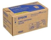 S050602 EPSON 原廠黃色碳粉匣 適用 AL-C9300N