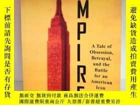 二手書博民逛書店美國帝國大廈往事罕見Empire: A Tale of Obse