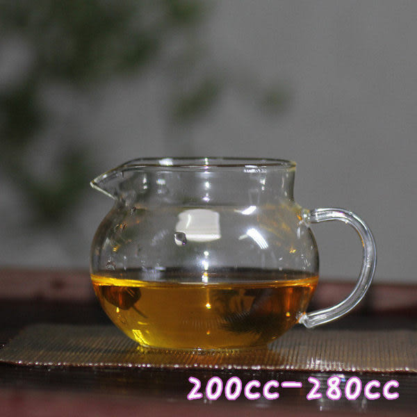 玻璃茶具 280ML 2個/組