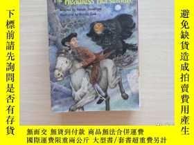 二手書博民逛書店the罕見headless horseman 【704】Y109