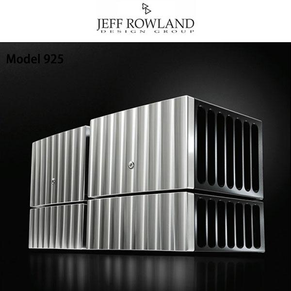 【勝豐群音響竹北】Jeff Rowland  Model 925 Monoblock Power Amplifier  後級擴大機