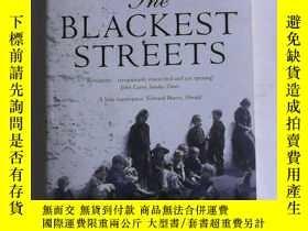二手書博民逛書店The罕見Blackest Streets: The Life and Death of a Victorian