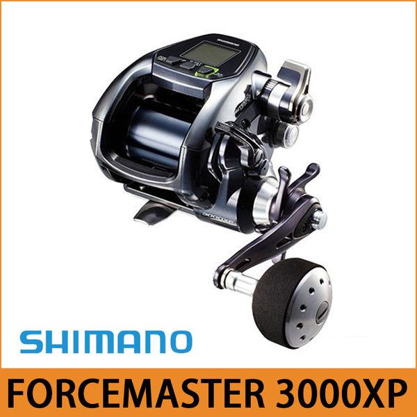 橘子釣具 SHIMANO電動捲線器 17 FORCE MASTER 3000XP