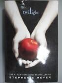 【書寶二手書T3/原文小說_JAZ】Twilight_STEPHENIE MEYER