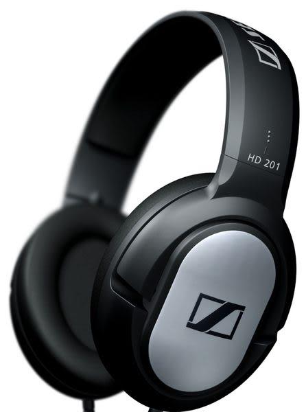 Sennheiser 聲海塞爾 HD 201 開放式高傳真立體耳罩式耳機