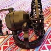 ♥巨安網購♥【107041712】露營LED電燈吊扇 立桌扇