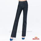BRAPPERS 女款 四面伸縮靴型牛仔褲-深藍