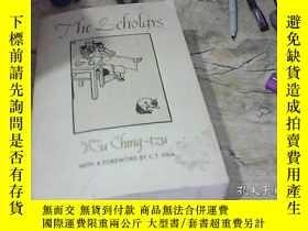 二手書博民逛書店THE罕見SCHOLARS WU CHING-TZUY24618