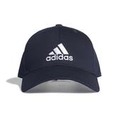 Adidas 愛迪達 帽子 深藍色 運動帽 老帽 六分割 經典棒球帽 6-Panel Cap 運動帽 電繡 FQ5270