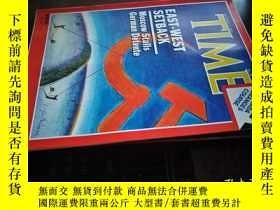 二手書博民逛書店Time(英文原版,美國《時代週刊》1984年,SEP罕見17)
