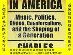 二手書博民逛書店1968罕見In AmericaY364682 Charles Kaiser Grove Press   At