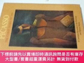 二手書博民逛書店英文)ピカソキュビスム時代の畫集(レゾネ)Picasso:罕見The Cubist Years, 1907-16