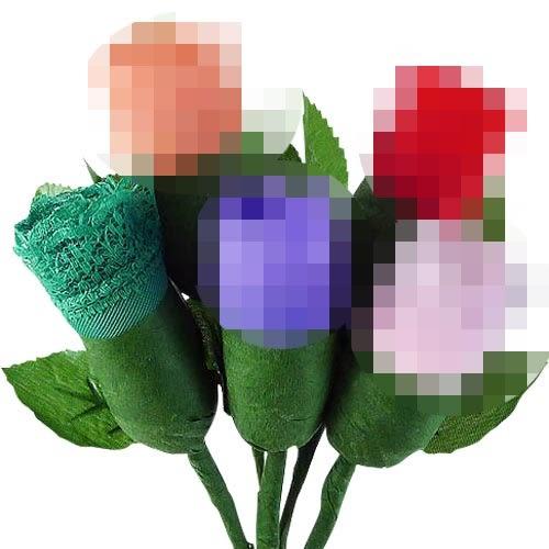 情趣用品按摩棒 情人節必備女性情趣用品【情趣精品下殺】小花束內褲(女)-綠