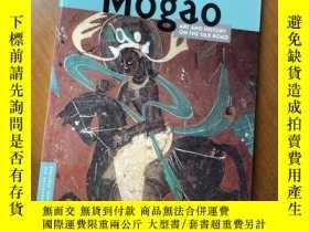 二手書博民逛書店Cave罕見temples of Mogao - Art and