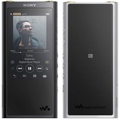 ★108/8/11前贈紀念隨身包+64G高速卡 SONY Hi-Res Walkman 64G 數位隨身聽 NW-ZX300